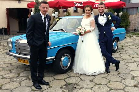 Firma na wesele: Retro Bryki