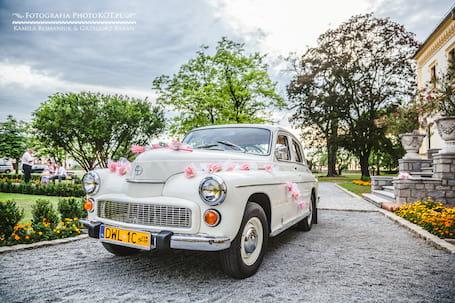 Firma na wesele: Warszawa do ślubu