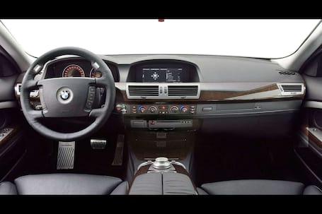 Firma na wesele: BMW 750 5.0 V8 UNIKATOWY WYGLĄD !!!