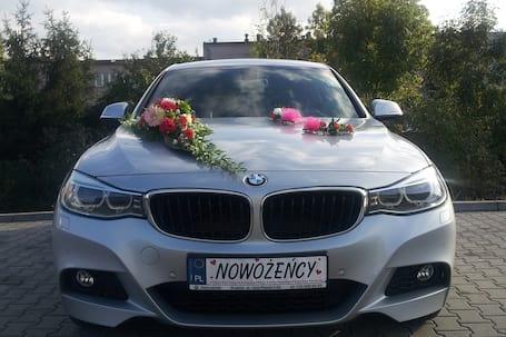 Firma na wesele: BMW GT3