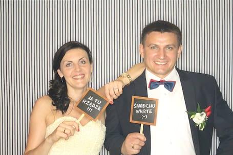 Firma na wesele: Fotobudka SPONTAN