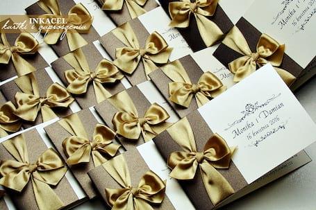 Firma na wesele: INKACEL kartki i zaproszenia