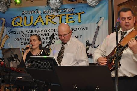 Firma na wesele: Quartet