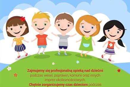 Firma na wesele: Bajlandia - animacje dla dzieci