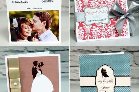 Firma na wesele: Zaproszenia Ślubne - La Bamba