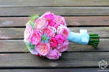 Firma na wesele: Artemi - Pracownia Florystyczna