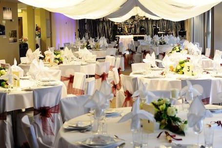 Firma na wesele: Restauracja Atmosfera Hotel Diament