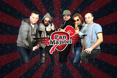 Firma na wesele: Panmajster Cover Band