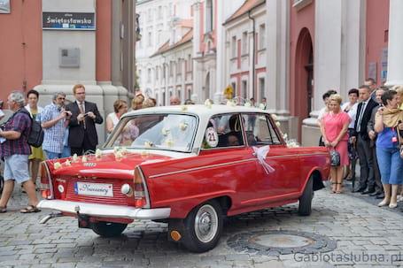 Firma na wesele: Gablotaslubna.pl - Wynajem aut retro