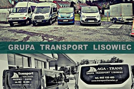 Firma na wesele: Aga -Trans Grupa Transport Lisowiec
