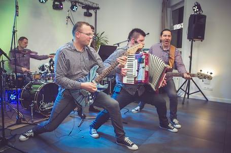 Firma na wesele: KLEZMER Cover Band  zespół 100% LIVE