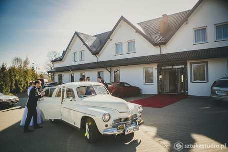 Firma na wesele: Warszawa M20 wynajem wraz z kierowcą