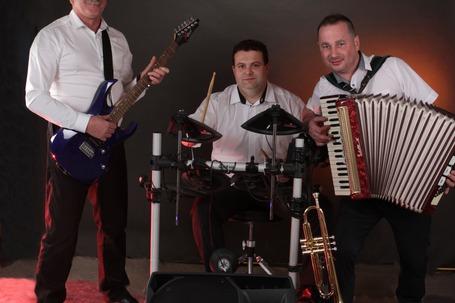 Firma na wesele: Zespół Muzyczny  Blue Mix