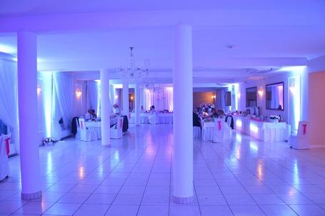 Firma na wesele: Dekorowanie światłem / Ciężki dym