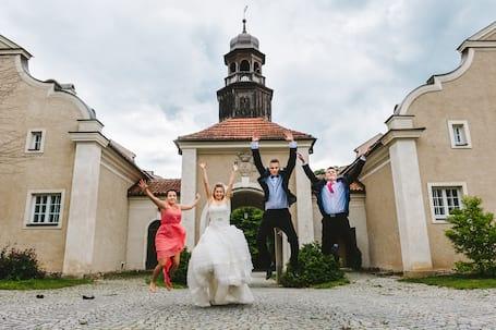 Firma na wesele: Pałac i Folwark Galiny