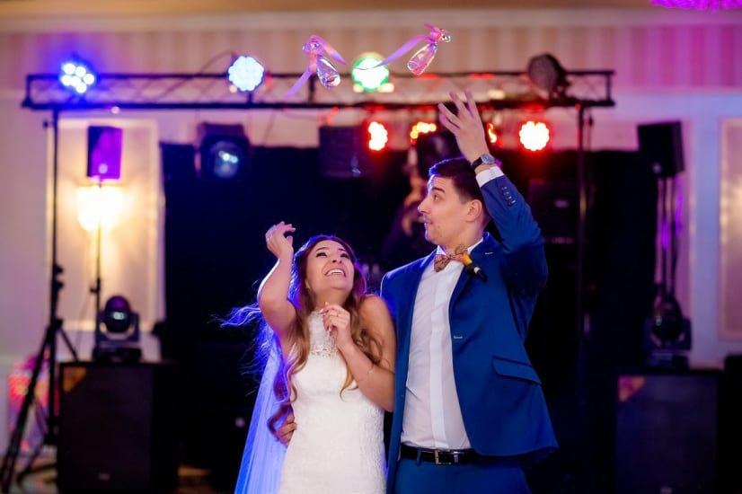 dj na wesele śląsk, weselny toast