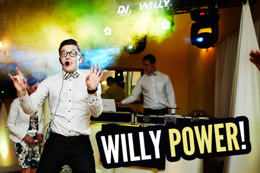 Dj na wesele / Willy Power