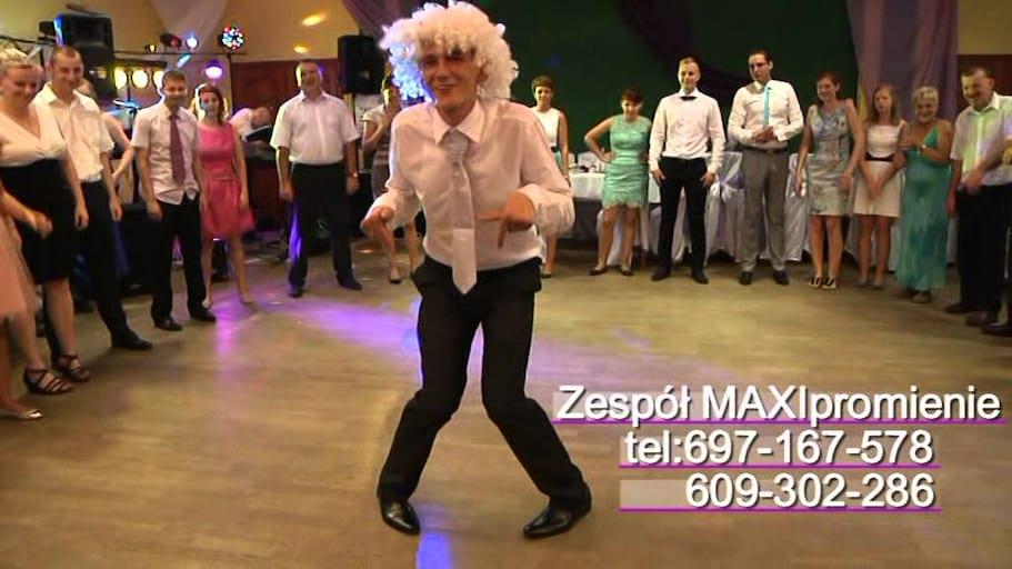 Zespół muzyczno weselny Gdańsk, Bydgoszcz, Nowe, Toruń, Tuchola, Grudziądz, Świecie MAXIpromienie