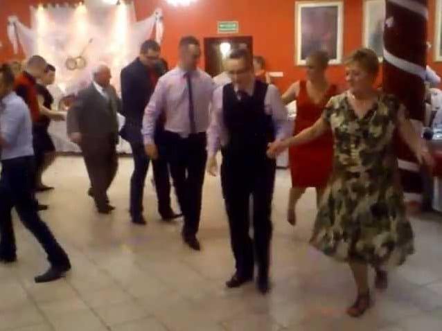 zespół na wesele Max Dance taniec belgijski.avi