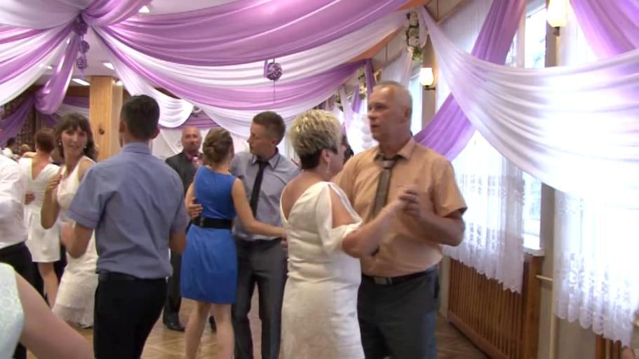 JURKI zespół weselsny z Gołkowic - wesele Justyny i Mateusza 2014 r