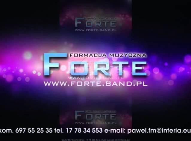 Sunshine Reggae - Zespół Muzyczny - Formacja Muzyczna FORTE (Cover Band Rzeszów)