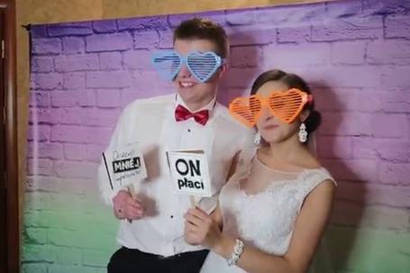Firma na wesele: FOTOBUDKA = HitBudka