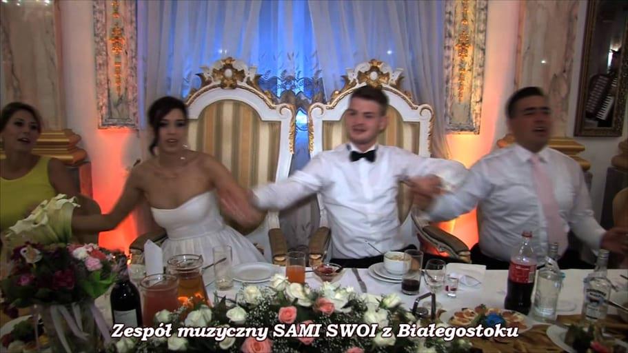 Zespół SAMI SWOI z Białegostoku - Tego się nie zapomina