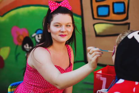 Firma na wesele: Animatorka Animacje Candy Bar