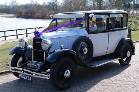 Peugeot 201 - auto na ślub