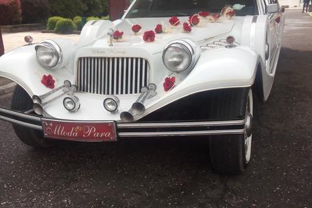 Firma na wesele: P.U.Lincoln-Luxcar