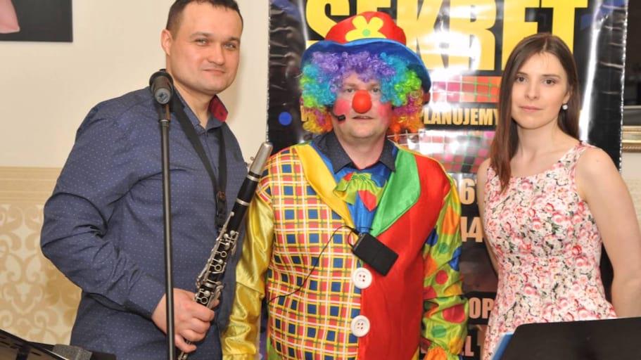 Zespół muzyczny SEKRET z Zawiercia