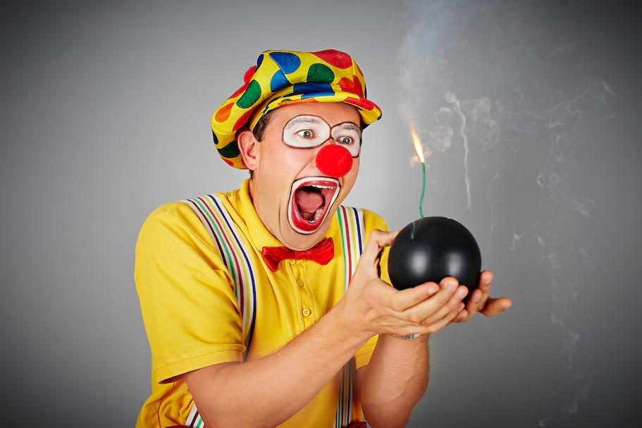 Klaun Fred - Komedia i cyrk dla dzieci i dorosłych