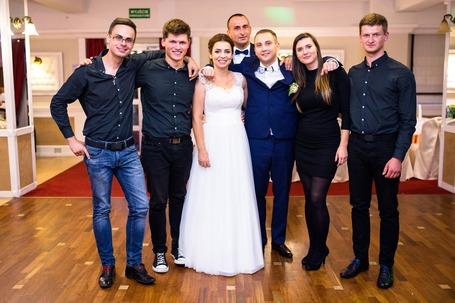 "Firma na wesele: ""VANILIA BAND"""