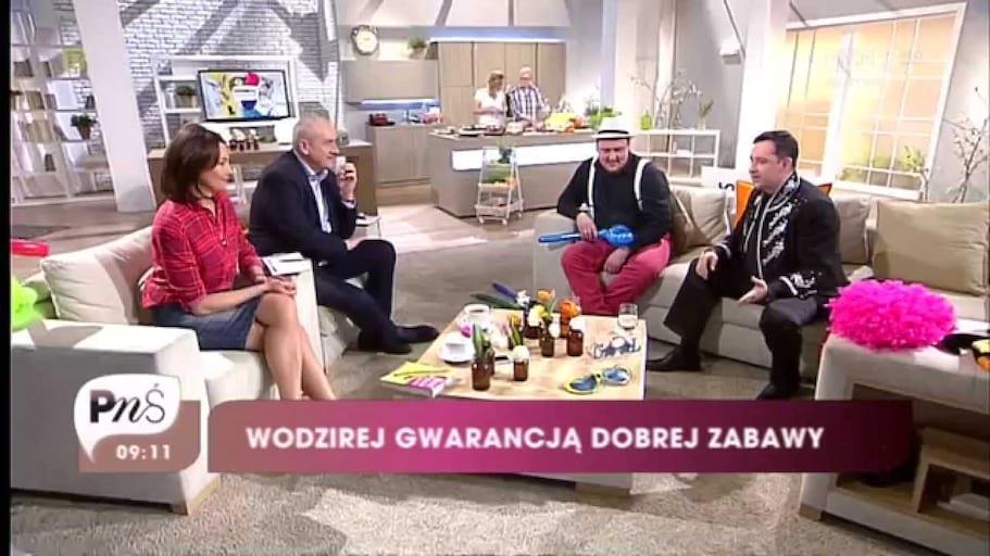 Wodzirej Bartosz Nowak Bano Show