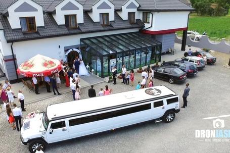 Firma na wesele: Wesele z DRONA - www.dronjaslo.pl