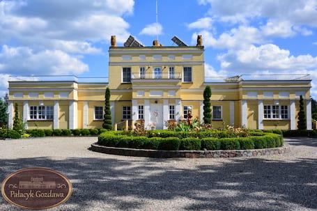 Firma na wesele: Pałacyk Gozdawa