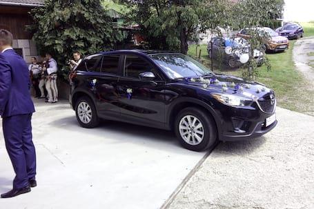 Firma na wesele: Mazda CX5