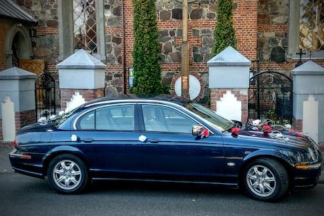 Firma na wesele: Jaguar S-Type-Na Wasz Ślub.