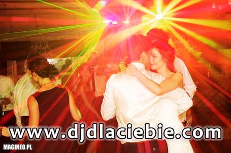 Firma na wesele: DJ dla CIEBIE!