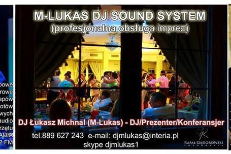 DJ M-Lukas (Łukasz Michnal)