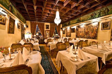 Firma na wesele: Restauracja U Barssa