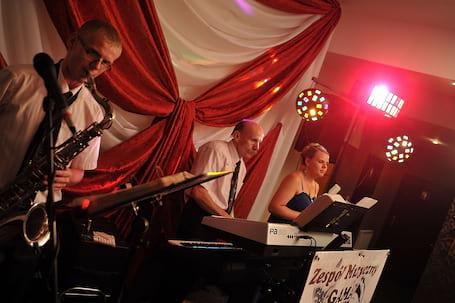 Firma na wesele: Zespół muzyczny GAMA