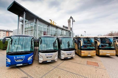 Firma na wesele: Mazurkas Transport