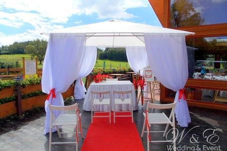 Firma na wesele: W&E Wedding&Event