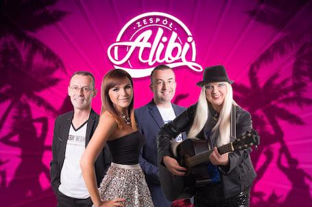 Firma na wesele: ALIBI -  Zespół muzyczny