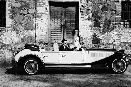 Firma na wesele: Cabriolet Retro