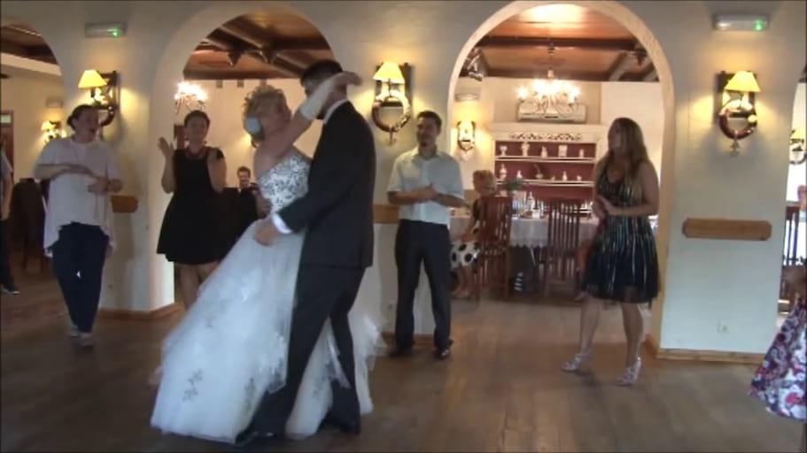 Mix weselny z 30 rocznicy  ślubu Mariolki I Henryka - Zespół De bard