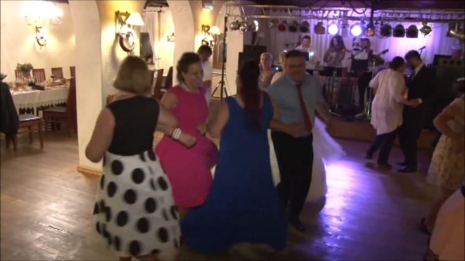 Mix weselny z 30 rocznicy  ślubu Mariolki I Henryka - De Bard