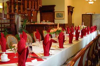 Firma na wesele: HOTEL Pod Złotą Różą