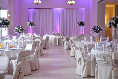 Firma na wesele: Sala bankietowa Łazienki II